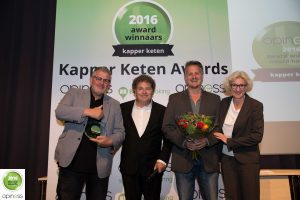 Hair Company beste Kapperketen van Noord-Holland 2016